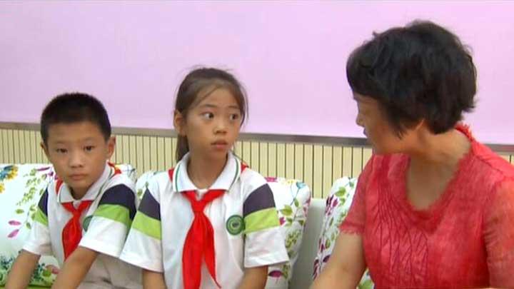 天心区建成湖南省首个农村留守儿童辅导示范点