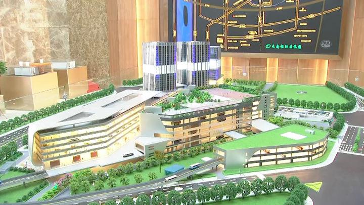 长沙汽车南站综合交通枢纽预计5月试运营,将与地铁城铁换乘