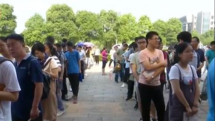 湖南普通高校招生录取收官  各批次志愿满足率达到或接近100%