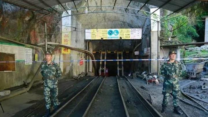 广西南丹矿难事故终止施救,11名受困者已无生还可能