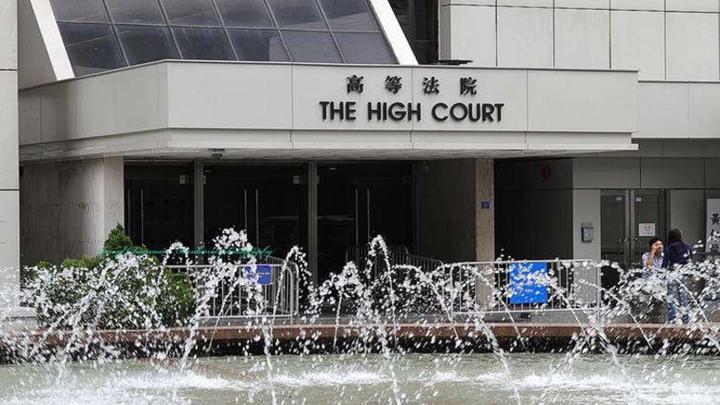 香港高院批准延长临时禁制令:禁止公开警员及家属资料