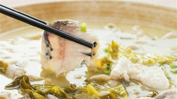 这个夏天有这道酸菜鱼,不怕吃不下饭啦~