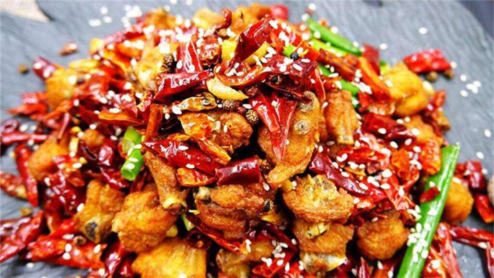 辣子鸡|川菜馆里的当红菜,你也能轻松驾驭!