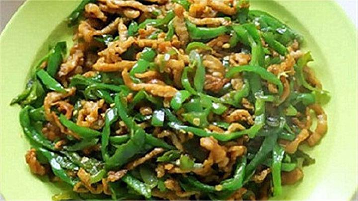 青椒肉丝的做法|超下饭家常菜做法