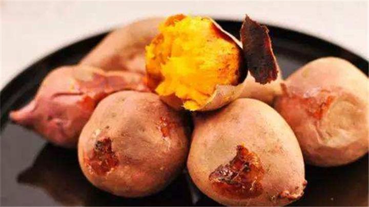 微波炉烤红薯|天冷好想吃个烤红薯
