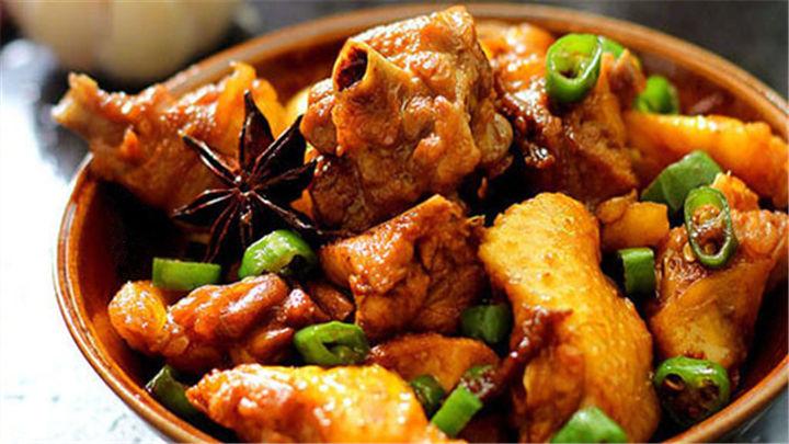 黄焖鸡|终极米饭杀手!最家常的黄焖鸡做法