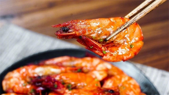 茄汁油焖大虾|鲜到恨不得连壳也吞掉!