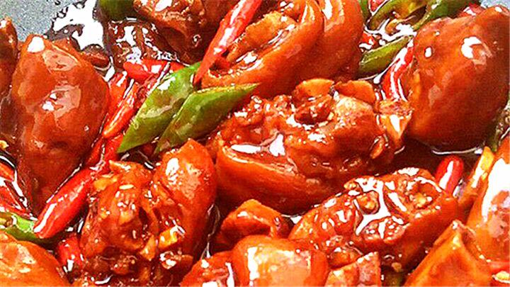 辣炒猪蹄|香辣可口入味,好吃到舔手指!