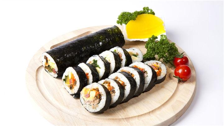 超简单寿司|做法简单,我可以一口一个