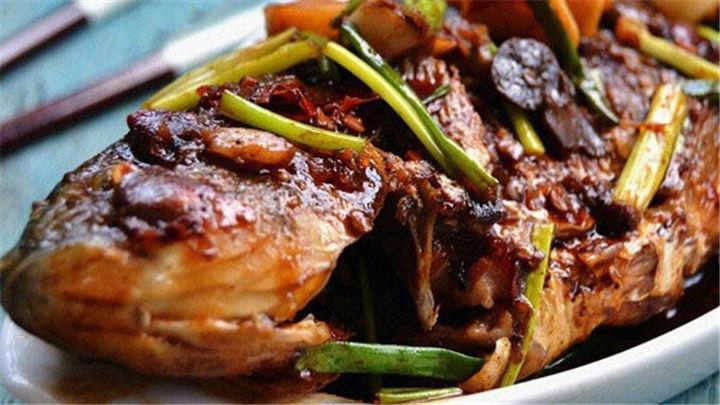 红烧鱼|经典家常菜,做给家里的TA吃吧~