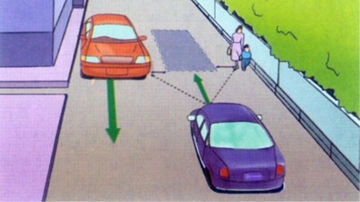 窄路行车会车超车停车 如何才能做到无剐蹭?
