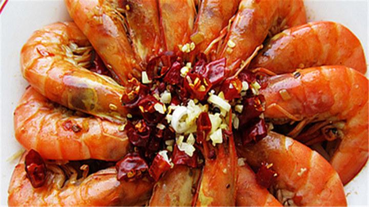 水煮盆盆虾|超级香辣下饭,无法抗拒!