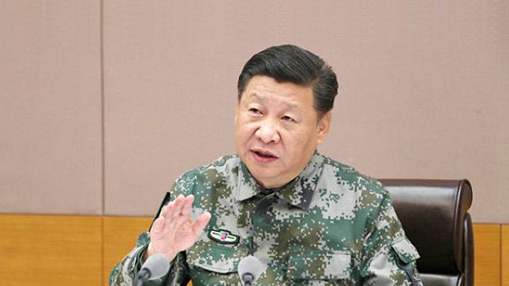 中央军委主席习近平签署命令发布《中国人民解放军军事训练监察条例(试行)》