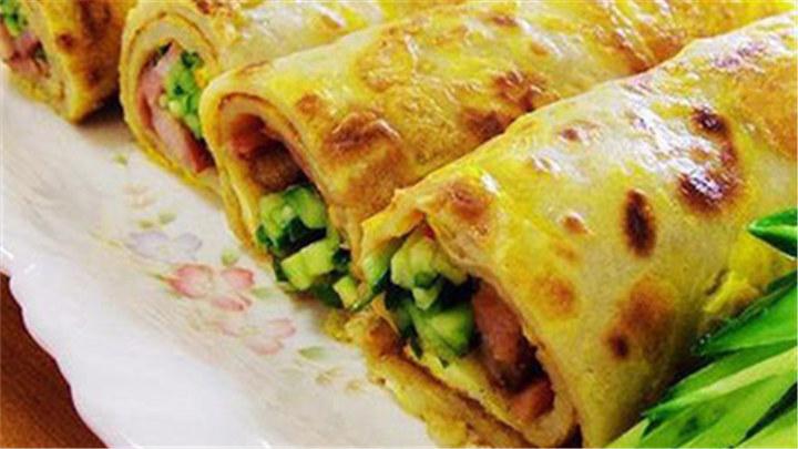 9种鸡蛋饼的做法|健康美味,早餐学起来~