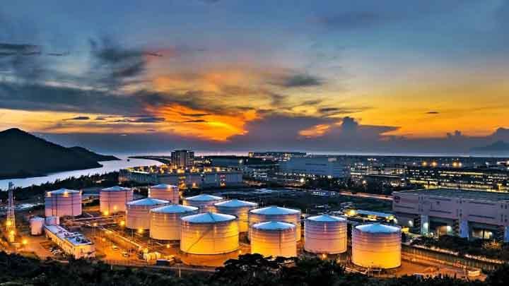 长沙投资2.3亿元新建机场油库 项目今日开工