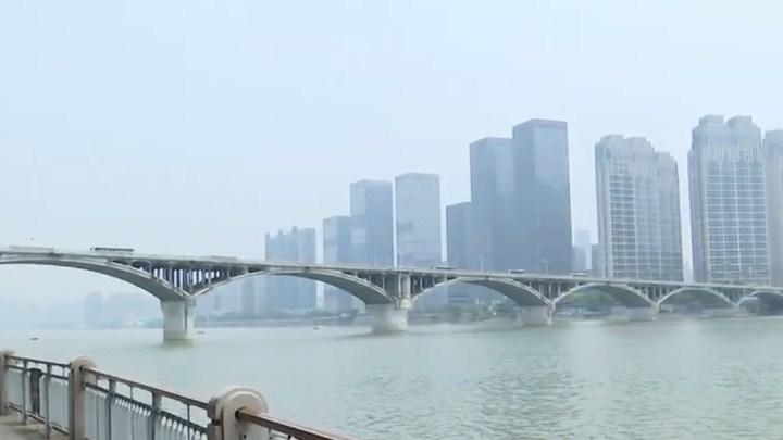 """橘子洲大桥启动提质改造 8月14日至19日全封闭施工 """"三桥两隧""""单双号限行"""