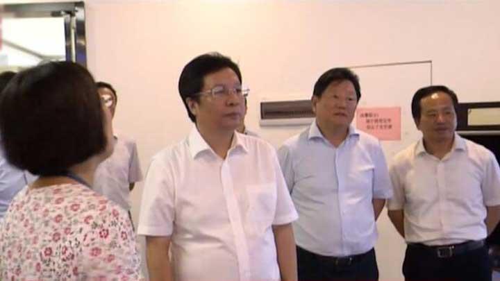 胡衡华调研湖南湘江新区产业项目建设:在推动高质量发展上引领示范