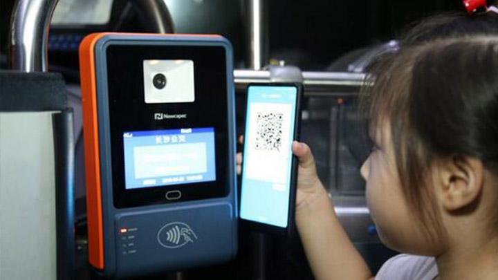 长沙9000台公交逐步实现扫码支付 同样享受优惠折扣