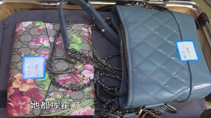 18岁女子竟一人分饰多角诈骗十多万元,全买了奢侈品名牌包