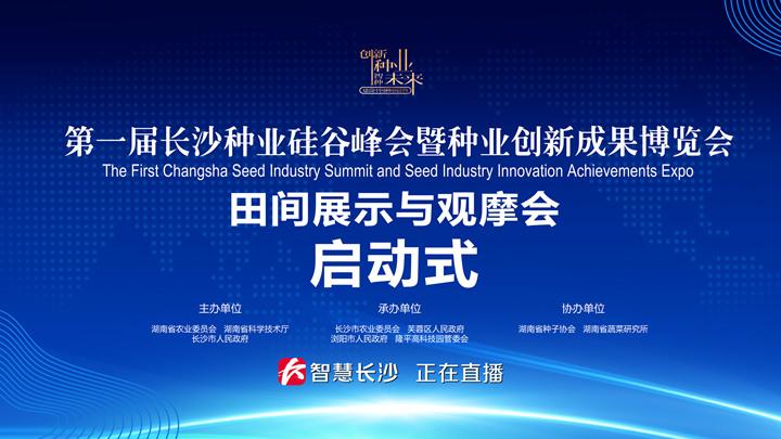 """九月庆丰收!湖南浏阳""""双新""""基地535种水稻""""挂穗争艳"""""""
