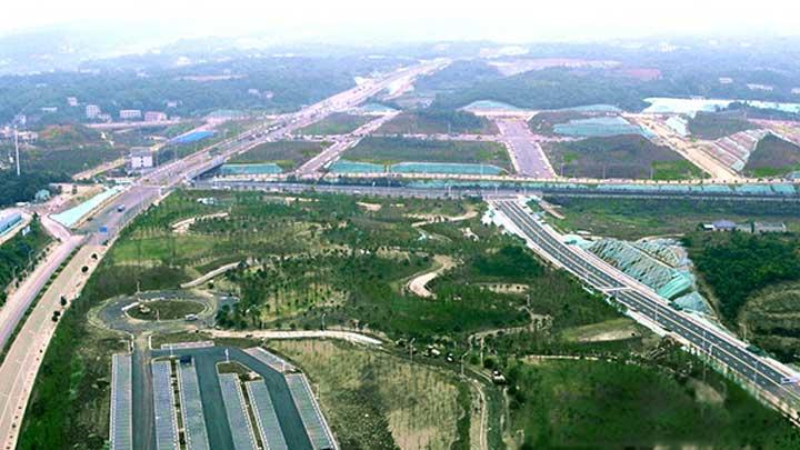 中国最大5G试验场湖南湘江新区开建