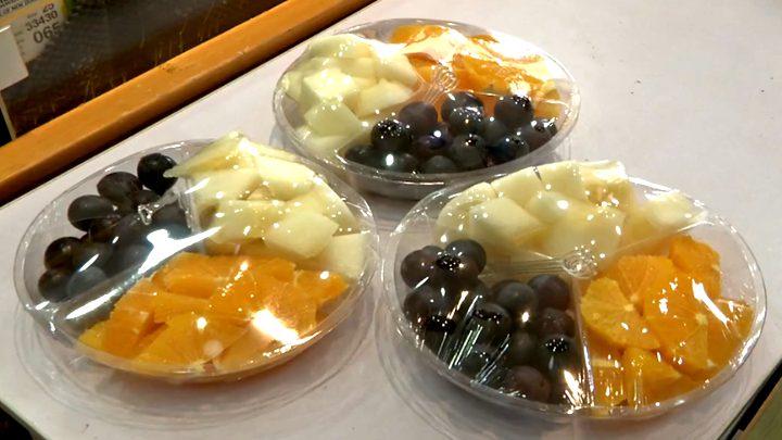 盒装水果菌落总数超标你还敢吃吗? 医生:别为省事忽略健康