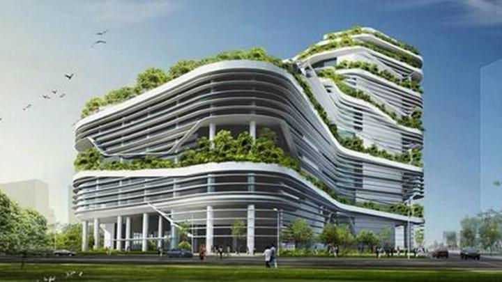 湖南465个项目获绿色建筑星级标识 数量居全国第六