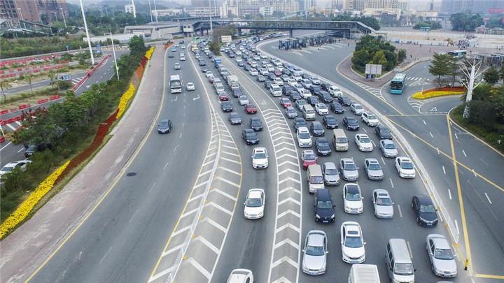 返程注意!明日湖南高速迎流量最高峰518万辆