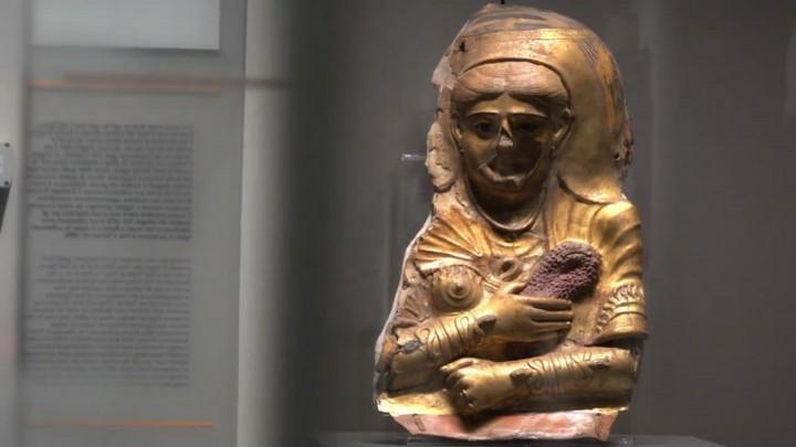 """在长沙看法老、木乃伊,湘博""""古埃及文物特展""""今日开幕"""