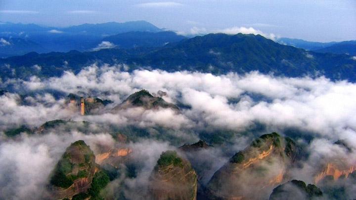 大数据告诉你:湖南景区哪最空哪最挤