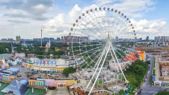 这个国庆 世界之窗中国狂欢节等你嗨爆长沙!
