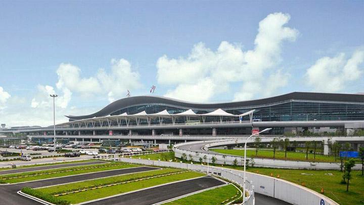 黄花机场出境自助通道已开通 办好出境手续只需四步