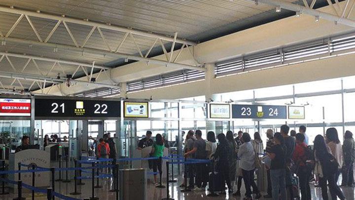长沙黄花机场T2国际指廊正式迎客