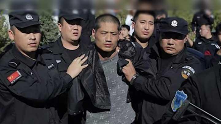 辽宁两逃犯落网背后:近千人为民警带路,钻树林整夜搜