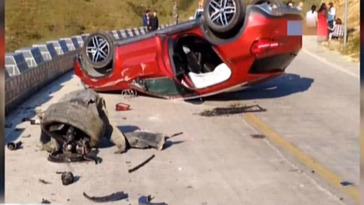 路遇意外车祸 望城医生挺身救人