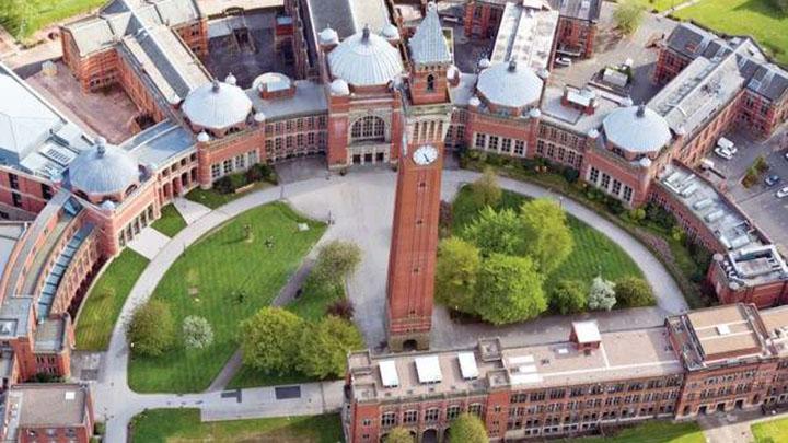 伯明翰大学:明年开始接受中国高考成绩