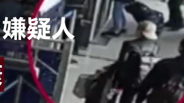 逃犯女扮男装坐火车,被民警识破:说话声音细,有耳洞