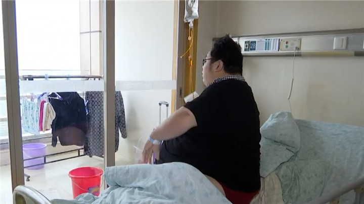 """3天减8斤!""""三湘第一胖""""减重手术后状态良好"""