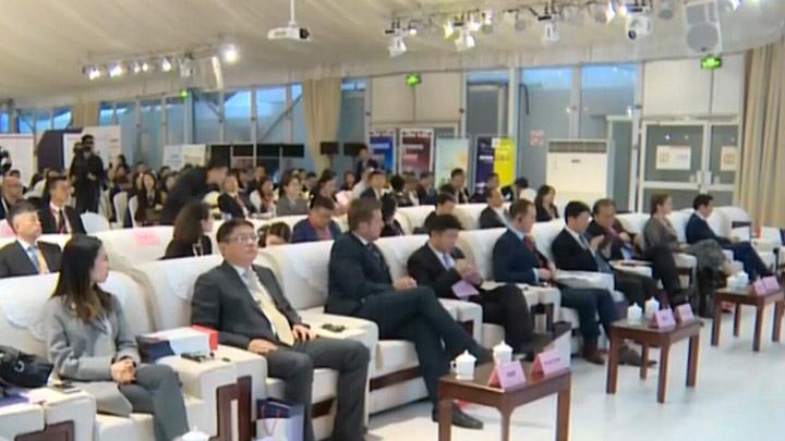 首届中国国际进口博览会丨湖南—英国 巴西经贸推介暨商品采购对接会举行