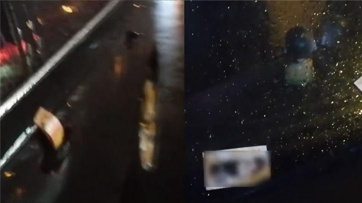 停车场车辆屡屡被塞入色情卡片,长沙警方严打发卡招嫖团伙
