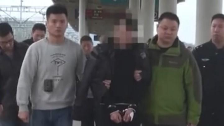视频曝光!浙大失联女生被害案嫌犯落网:被抓时正在打针