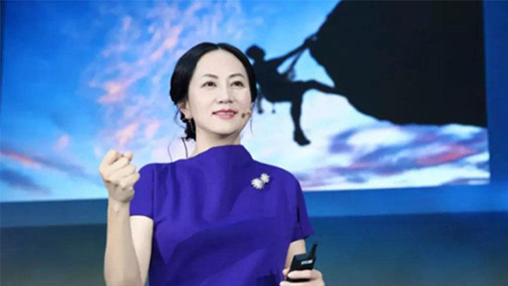 中国驻加拿大大使看望孟晚舟:祖国和人民是你最坚强后盾
