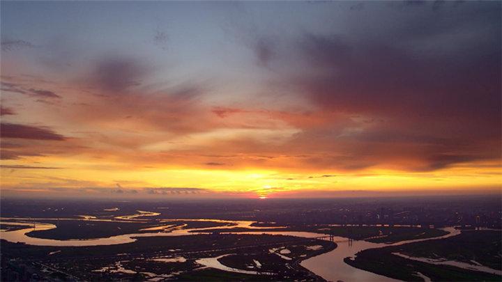 《四十城 四十年》哈尔滨:松江水暖