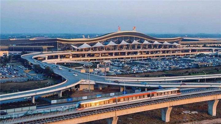 """赞!长沙黄花机场升级""""国际四星级机场"""""""