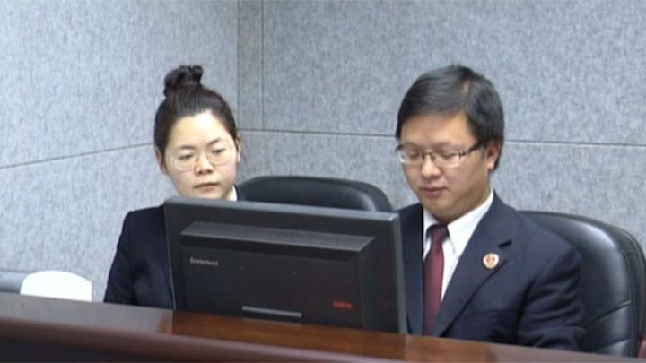 司法公正长沙行(二):市人民检察院