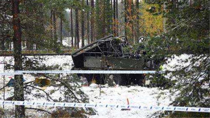 芬兰一起交通事故致4名中国人受伤,其中一人伤势严重