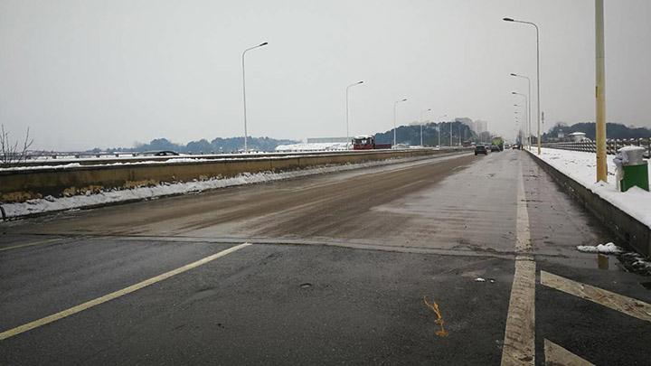 【路况信息】芙蓉北大道全线畅通