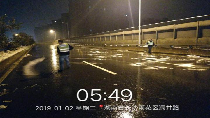"""2019年首个上班早高峰""""稳""""住了!雨花区车畅人欢,是因为…"""