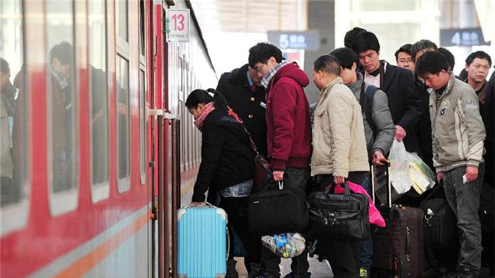 春运返程火车票1月11日开售 这些抢票事项要注意