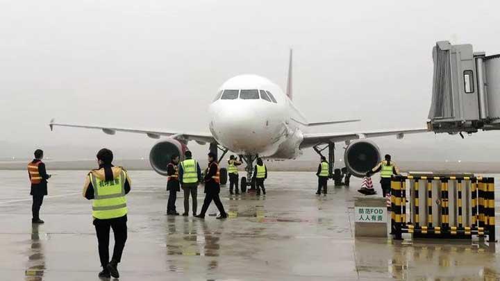 岳阳三荷机场十条航线通航时间定了 附购票指南